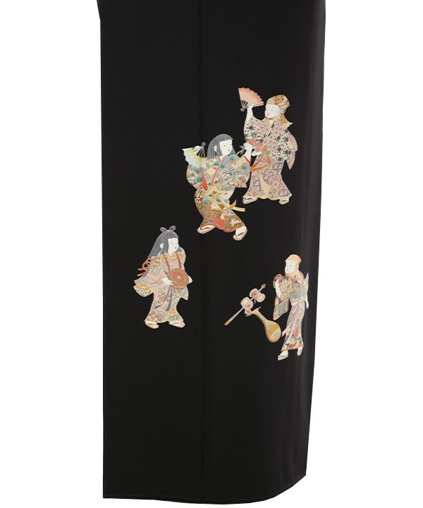 黒留袖レンタル | 舞童