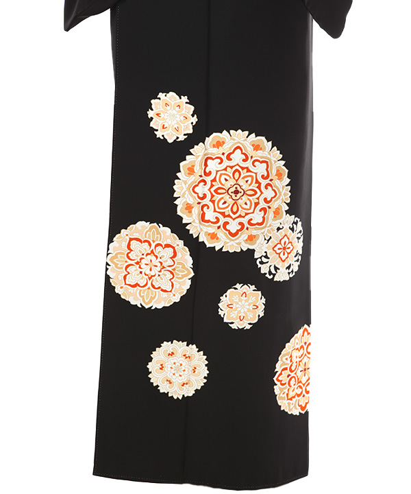 黒留袖レンタル | 宝相華